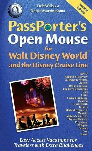 PassPorter's Open Mouse for Walt Disney World and the Disney Cruise Line