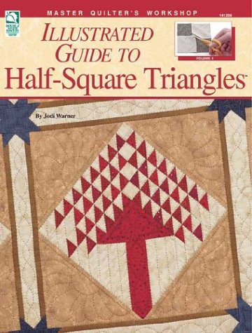 Illustrated Guide to Half-Square Triangles