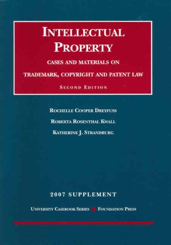 Intellectual Property Supplement