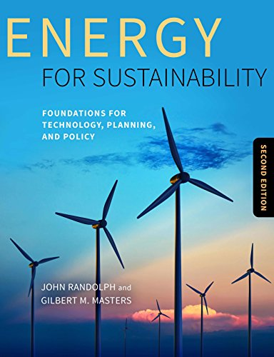 Energy for Sustainability, Second Edition