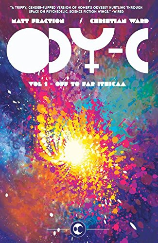 ODY-C Volume 1: Off to Far Ithicaa