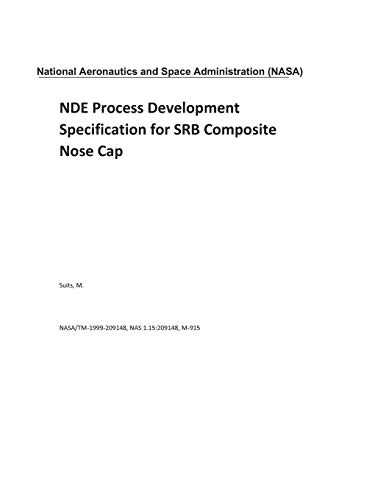 Nde Process Development Specification for Srb Composite Nose Cap