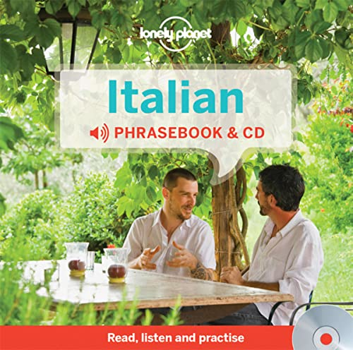 Lonely Planet Italian Phrasebook and Audio CD