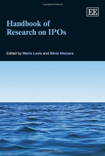 Handbook of Research on IPOs