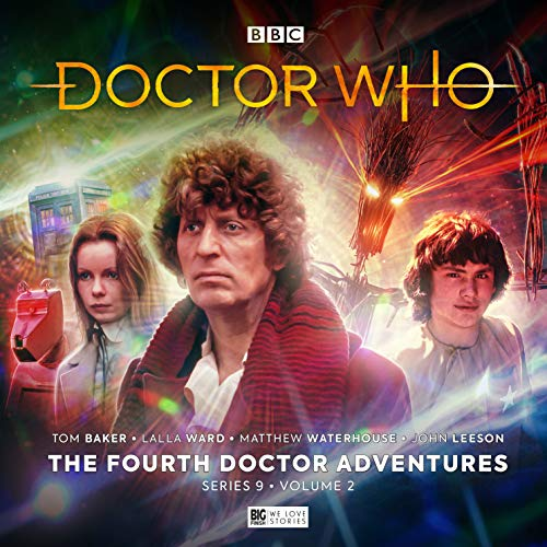 The Fourth Doctor Adventures Series 9 Volume 2