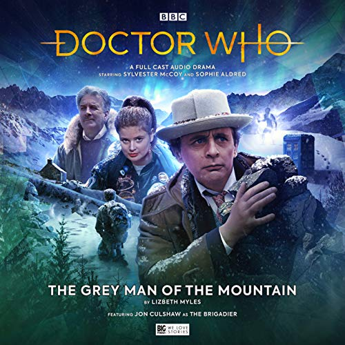 Doctor Who The Monthly Adventures #272 The Grey Man of the Mountain