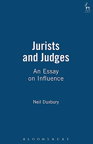 Jurists and Judges