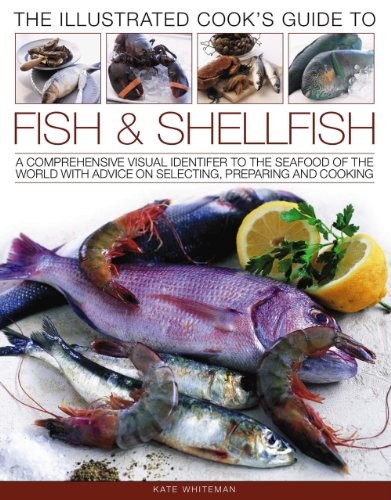 Illustrated Cook's Guide to Fish and Shellfish