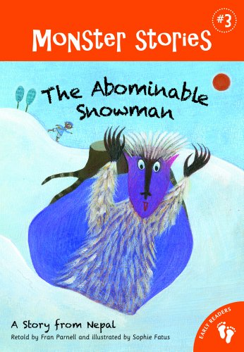 Monster Stories 3: Abominable Snowman
