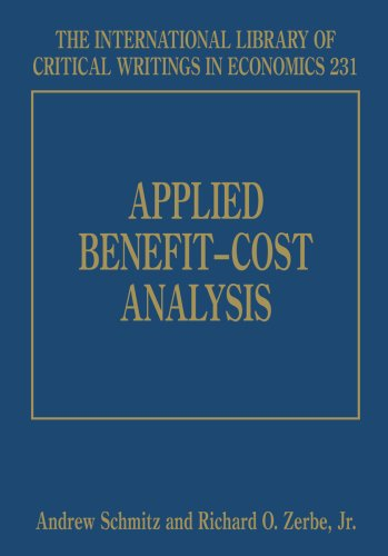 Applied Benefit-Cost Analysis