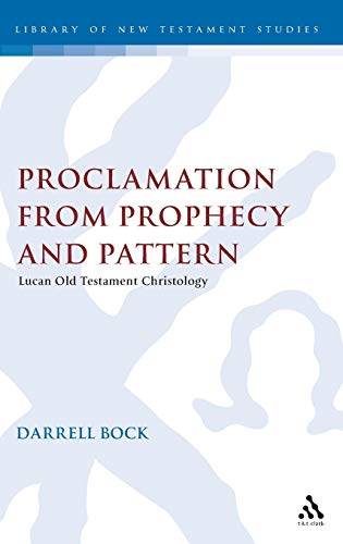 Proclamation from Prophecy and Pattern
