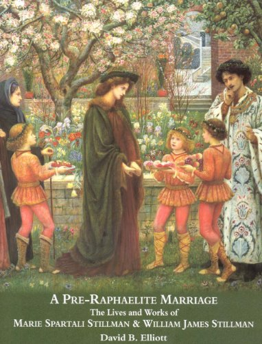 Pre-raphaelite Marriage: Marie Spartali Stillman & William James Stillman