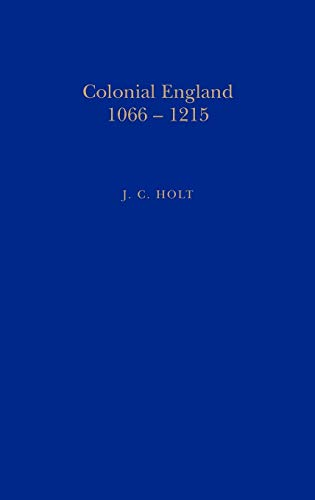 Colonial England, 1066-1215