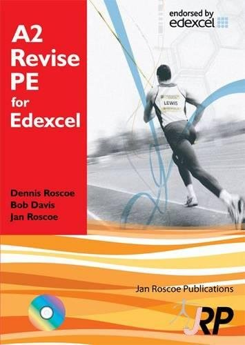 A2 Revise PE for Edexcel + Free CD-ROM