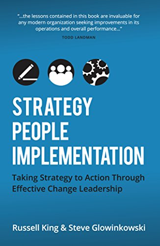 Strategy, People, Implementation