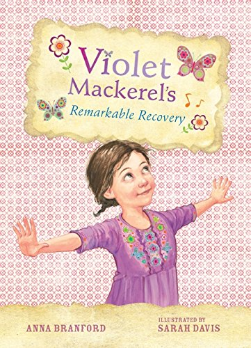 Violet Mackerel's Remarkable Recovery (Book 2)