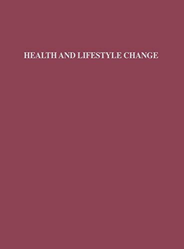 Health and Lifestyle Change