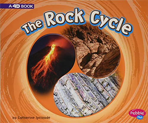Rock Cycle: a 4D Book (Cycles of Nature)