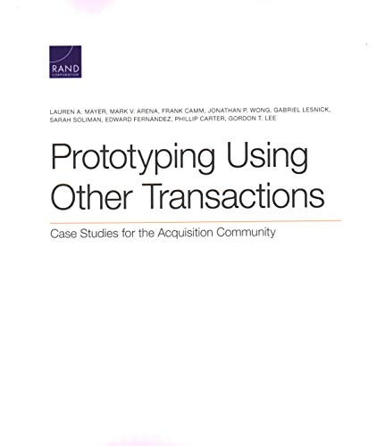 Prototyping Using Other Transactions
