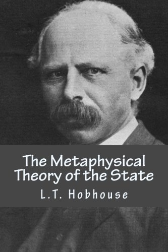 The Metaphysical Theory of the State