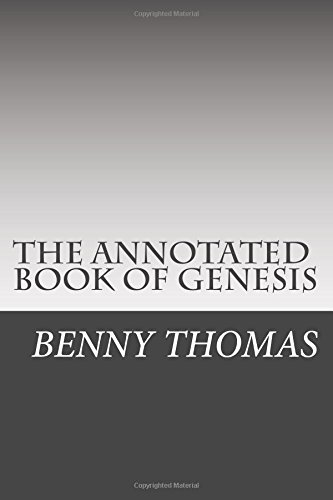 The Annotated Book of Genesis