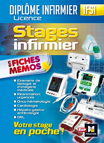 Stages Infirmier En Fiches Memos Ifsi