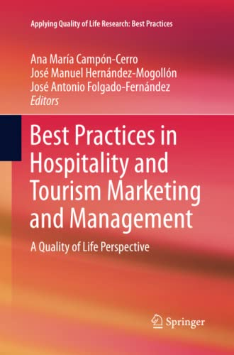 Best Practices in Hospitality and Tourism Marketing and Management