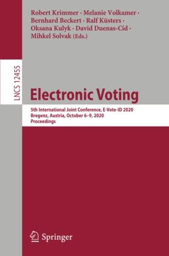 Electronic Voting
