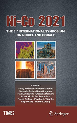 Ni-Co 2021: The 5th International Symposium on Nickel and Cobalt