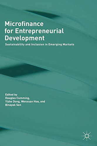 Microfinance for Entrepreneurial Development