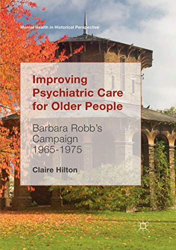 Improving Psychiatric Care for Older People