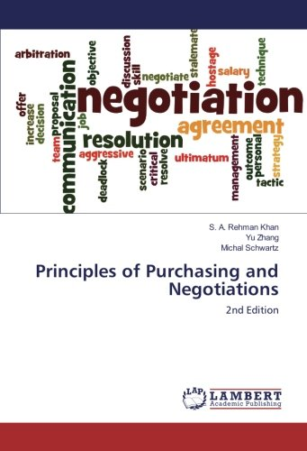 Principles of Purchasing and Negotiations