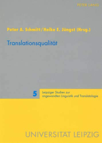 Translationsqualitat