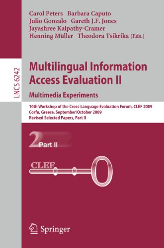 Multilingual Information Access Evaluation II - Multimedia Experiments