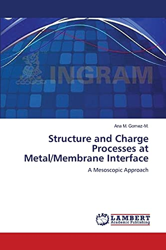 Structure and Charge Processes at Metal/Membrane Interface