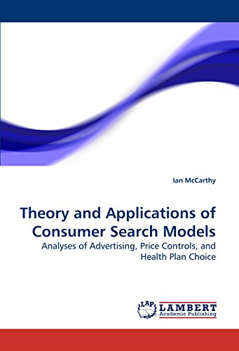Theory and Applications of Consumer Search Models