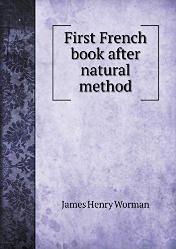 First French Book After Natural Method