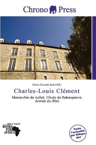 Charles-Louis CL Ment