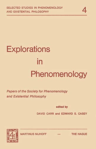 Explorations in Phenomenology