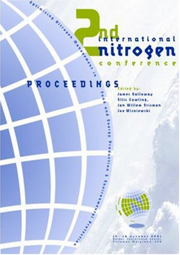 Optimizing Nitrogen Management in Food and Energy Production and Environmental Protection