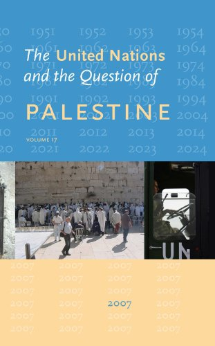 The United Nations and the Question of Palestine