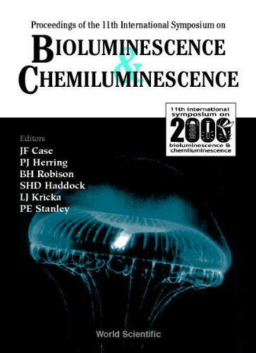 Bioluminescence And Chemiluminescence - Proceedings Of The 11th International Symposium
