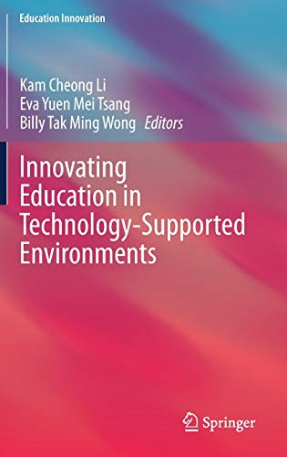 Innovating Education in Technology-Supported Environments