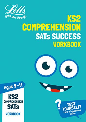 KS2 English Comprehension Age 9-11 SATs Practice Workbook : For the 2020 Tests