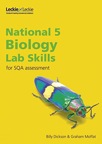 National 5 Biology Lab Skills For Revised Exams 2018 Beyond Graham Moffat thumbnail