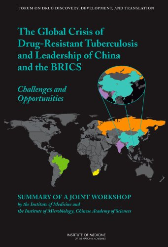 Global Crisis of Drug-Resistant Tuberculosis and Leadership of China and the BRICS : Challenges and Opportunities: Summary of a Joint Workshop by the Institute of Medicine and the Institute of Microbiology, Chinese Academy of Sciences
