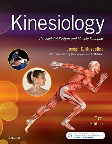 Kinesiology : The Skeletal System and Muscle Function