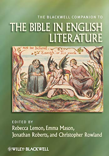 The Blackwell Companion to the Bible in English Literature thumbnail