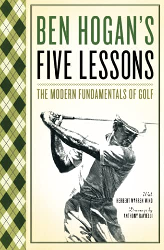 Five Lessons : The Modern Fundamentals of Golf