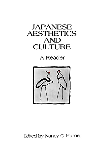 Japanese Aesthetics and Culture : A Reader